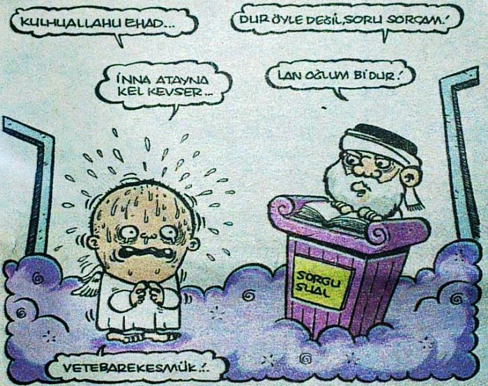 Nuri Çetin, Fermuar dergisi 12.10.2007 sayısı